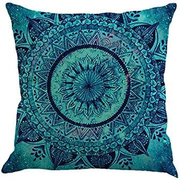 Amazon.com: LowProfile Bohemia geométrico de almohada fundas ...
