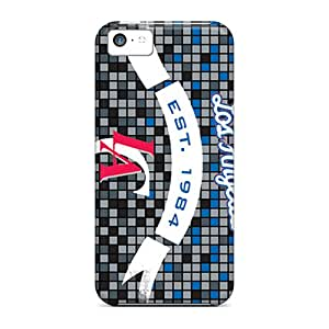 Fashion Protective Los Angeles Clippers Cases Covers For Iphone 5c