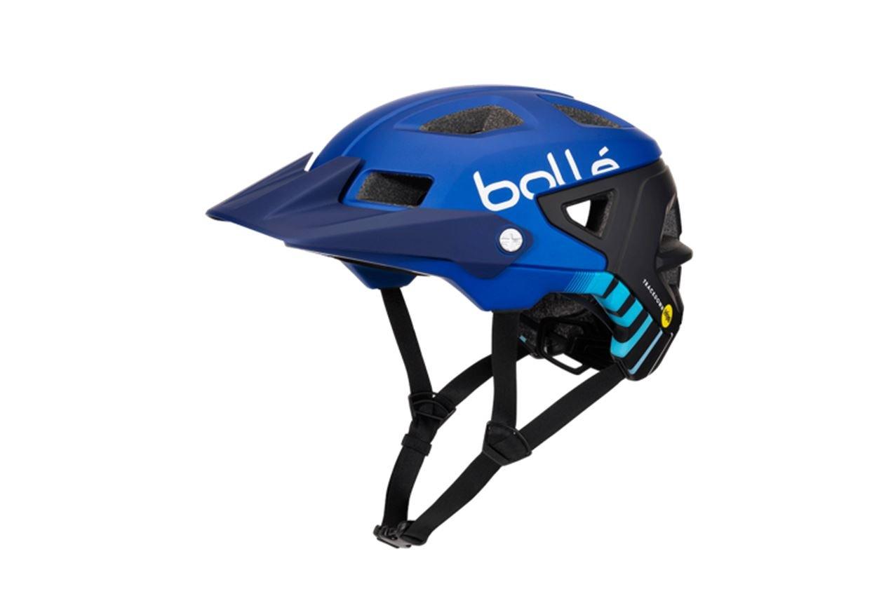 Bolle Trackdown Mipsネイビーグラデーション51-54cm 31628サイクリングヘルメット   B0793PTCFV