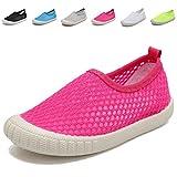 CIOR Kids Slip-on Breathable Sneakers For Running Beach Toddler / Little Kid