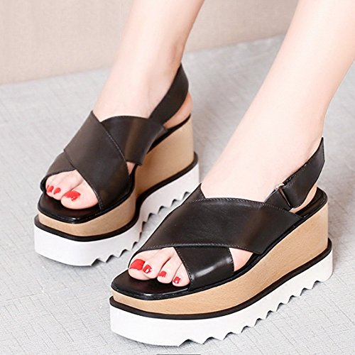 Optional Slippers Skirt A Size Slippers with Outside Slippers Optional 2 Tires Wear Colors Cool Table Slippers Slopes Thick Summer Waterproof Women Fashion UqwCZn5