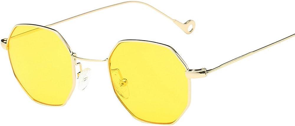 Occhiali Sole Moda Donna Uomo Unisex Ragazza Retro Gradiente Sunglasses Eyewear Accessori Carnevale Cosplay Oscuranti Occhiali Vintage Mare Estivi Spiaggia