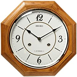 Seiko QXM494BLH Japanese Quartz Wall Clock