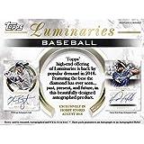 2018 Topps Luminaries Baseball Hobby Edition Factory Sealed 1 Pack Box - Baseball Wax Packs