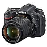Nikon D7100 24.1 MP DX-Format CMOS Digital SLR with 18-140mm f/3.5-5.6G ED VR Auto Focus-S DX NIKKOR Zoom Lens offers