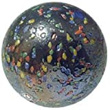 Massive Glass GlitterBomb Marble - 42 mm (1.65 inches)