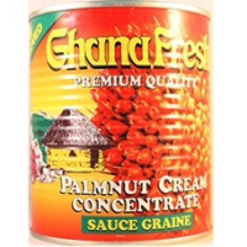 Ghana Fresh Palmnut Sauce Concentrate - Pack of 4 Sauce Concentrate