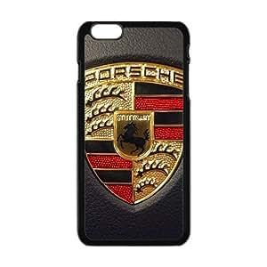 QQQO Porsche sign fashion cell phone case for iPhone 6 plus 6 Kimberly Kurzendoerfer