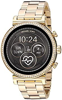 Michael Kors 51mm Access Sofie 2.0 Touchscreen Smartwatch