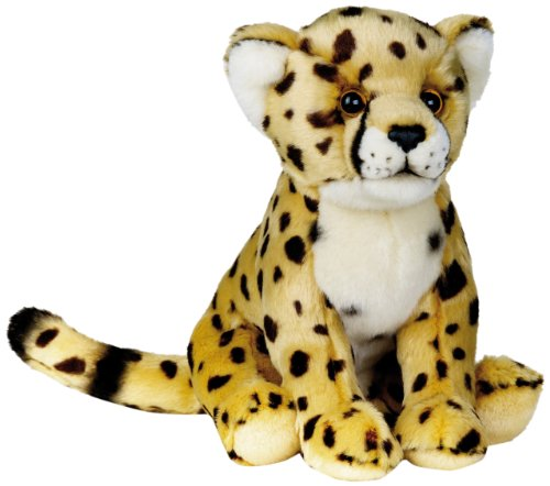 National Geographic Cheetah Plush - Medium Size (Plush Cheetah)