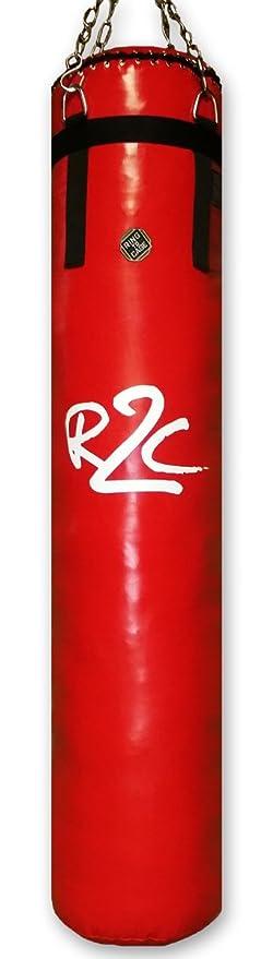Amazon.com: Muay Thai Heavy bag – Rojo – Relleno de plátano ...