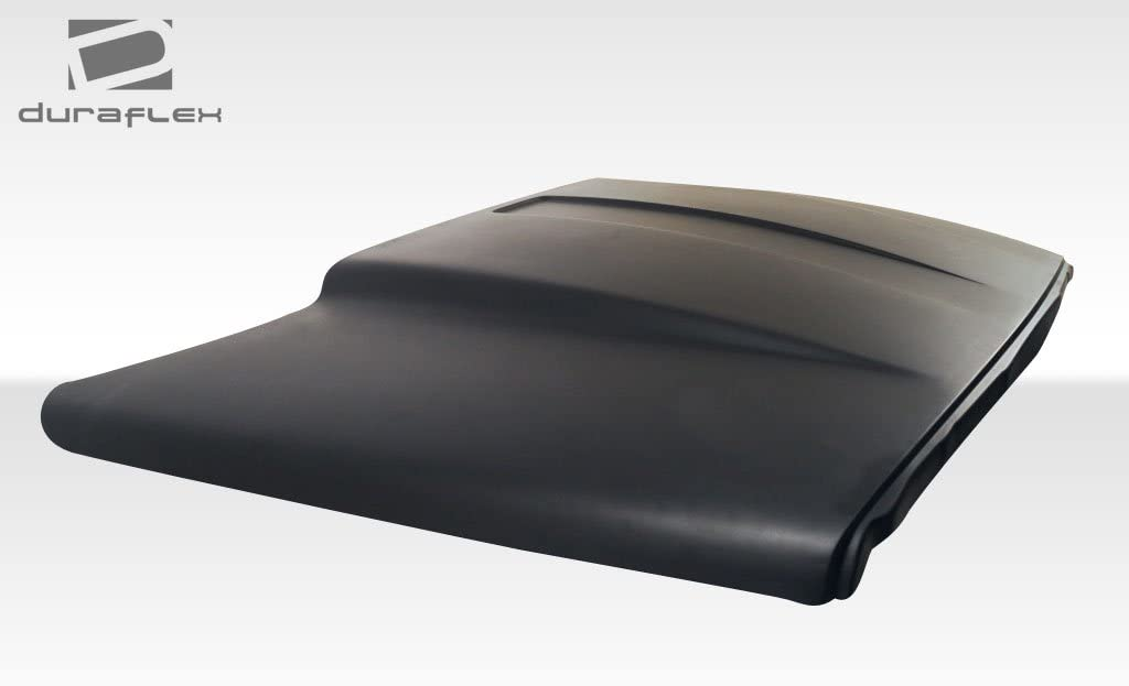 Duraflex ED-VLY-768 Cowl Induction Hood 1 Piece Body Kit Compatible with Dodge Ram 2002-2008