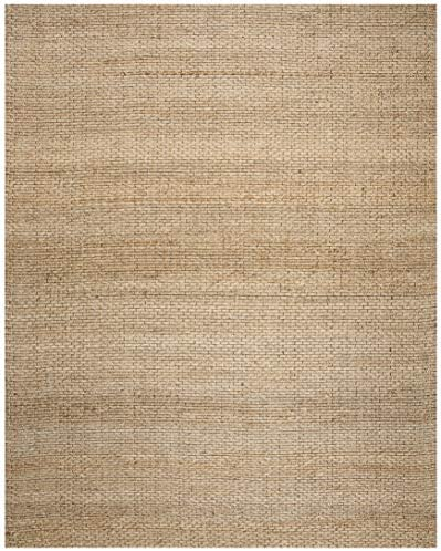 Safavieh Natural Fiber Collection NF452A Natural Sisal Area Rug 9 x 12
