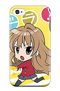For Patricia Kelly Iphone Protective Case, High Quality For Iphone 4/4s Toradora! Skin Case Cover