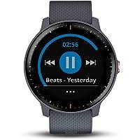 Garmin 佳明 vivoactive3 酷炫黑 光电心率GPS双星跑步骑行游泳运动触屏腕表 健康监测智能