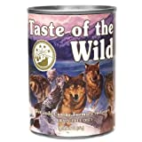 Taste Of The Wild Wetlands Canned Dog Food 12/13.2oz, My Pet Supplies