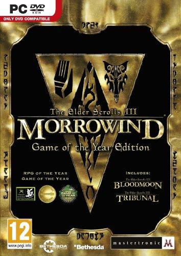 The Elder Scrolls III: Morrowind Game of the Year Edition (UK) (Morrowind Game Of The Year)