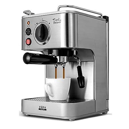 YONGRU Cafetera Expresso, Profesional Espresso Máquinas de café, 1 ...