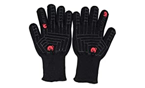 MEATER Mitts Heat Resistant Gloves for The BBQ, Kitchen or Oven