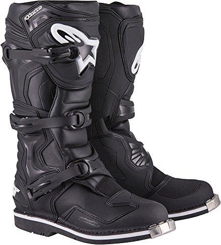 Alpinestars Tech 1 Boots-Black-12 Biomechanical Bio Boots