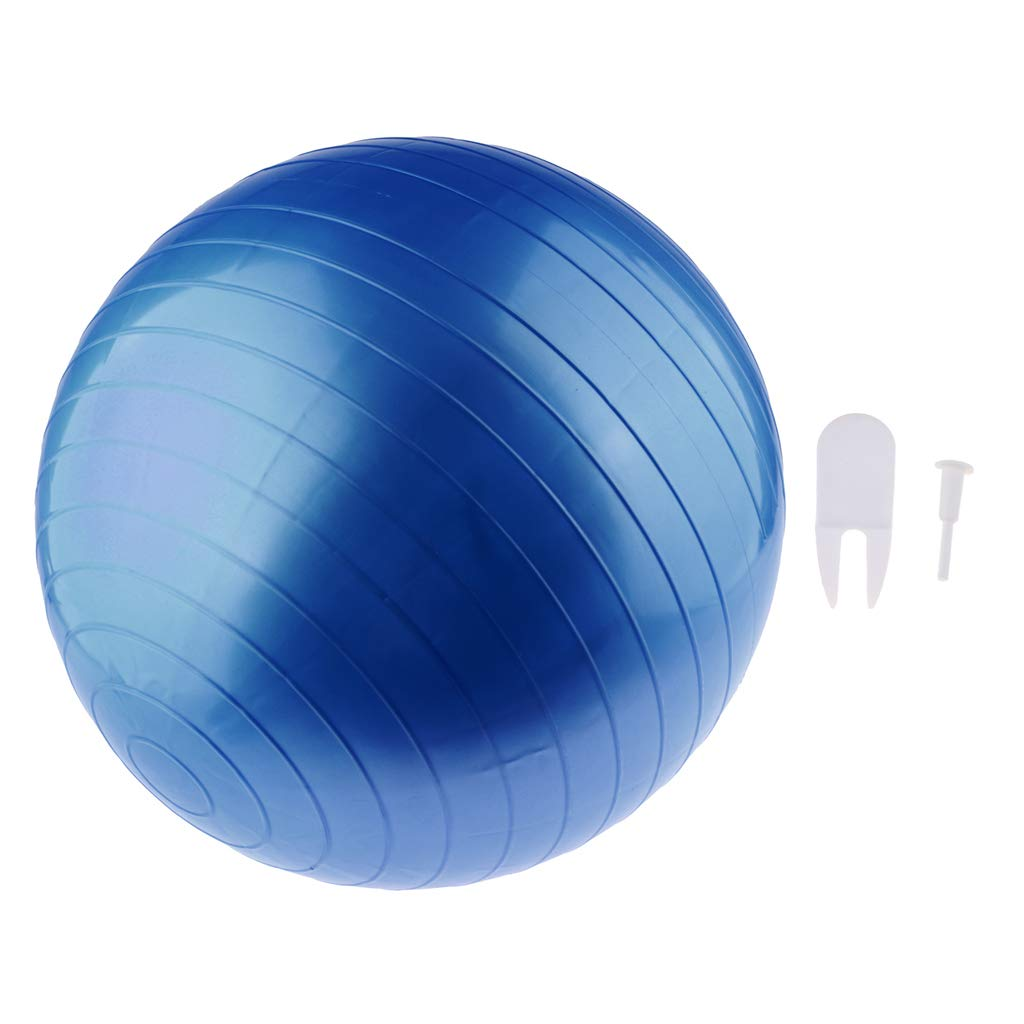 PVC Yoga Ball Ejercicio Fitness Balance Ball Air Plug Anti ...