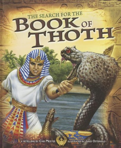 The Search for the Book of Thoth (Egyptian Myths) ebook