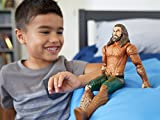 DC Justice League True-Moves Series Aquaman Figure, 12