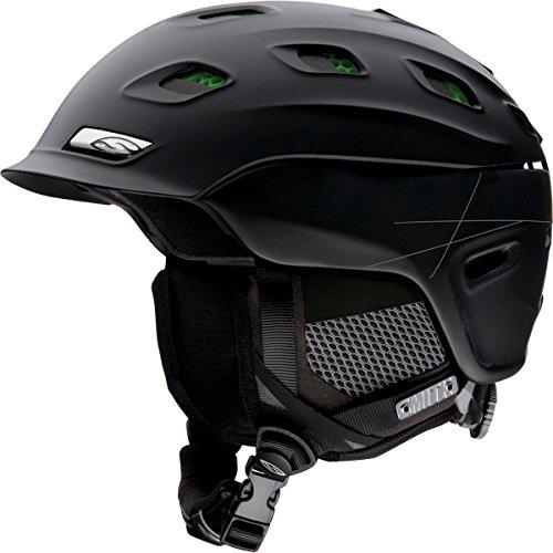 Smith Optics Vantage Adult Snow Snowmobile Helmet - Matte Black/Small (Spy Optic Marshall Goggles Lens)