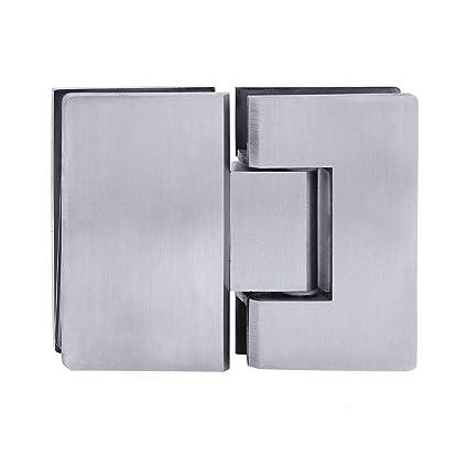 Accessori Per Box Doccia In Vetro.1x Porte Di Vetro Cerniera 180 Cardine Box Doccia Porta Bagno