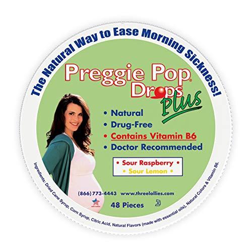 Preggie Pop Drops Plus