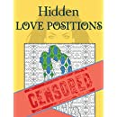 Hidden Love Positions Adult Coloring Book (Adult Adult Coloring) (Volume 4)