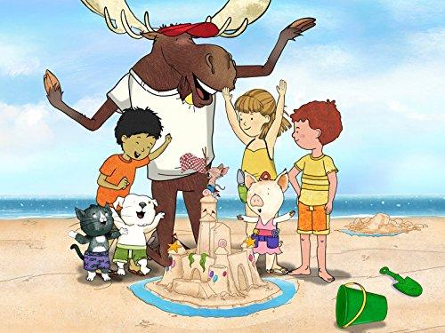 Town Fair/Beach Day - Moo Board Book Clack Click