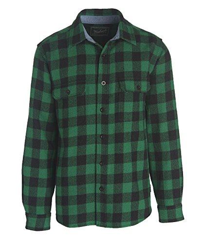 woolrich-mens-wool-buffalo-shirt-forest-green-large
