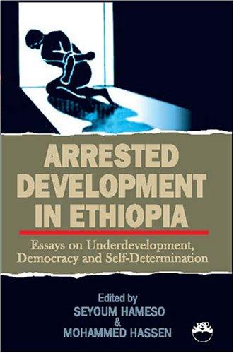 Read Online Arrested Development in Ethiopia pdf epub
