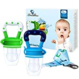 Best Baby Feeders - Baby Food Feeder, Tinabless Fresh Fruit Feeder Infant Review
