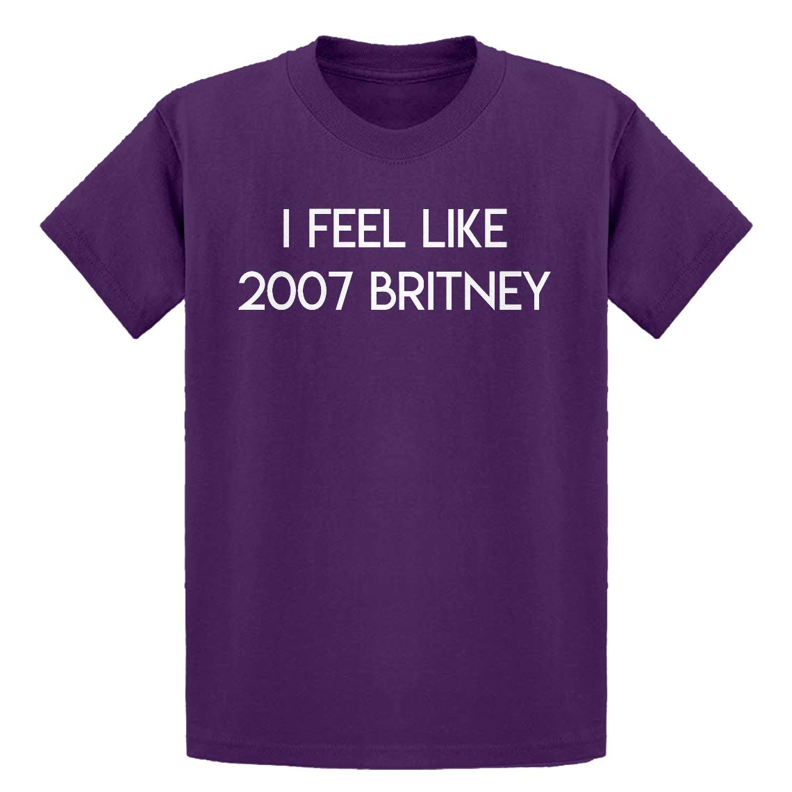 Indica Plateau 2007 Britney Kids T-Shirt