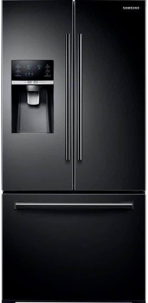 "Samsung RF26J7500BC 33"" French Door Refrigerator with 25.5 cu. ft. Total Capacity, in Black"