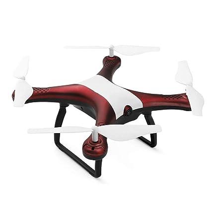 MeterMall Dron aéreo WLtoys Q838-E Red: Amazon.es: Juguetes y juegos