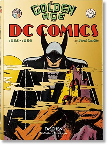 Pdf Graphic Novels The Golden Age of DC Comics