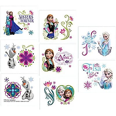 Tattoo | Disney Frozen Collection | Party Accessory: Kitchen & Dining