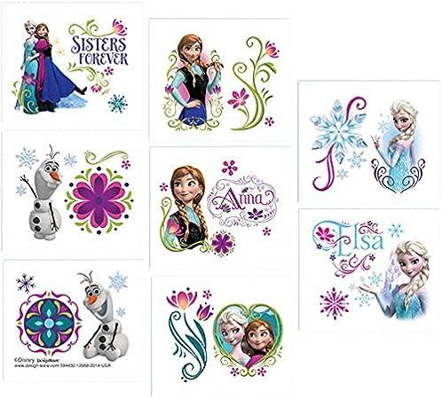Bonus 675406 /Fashion Frozen/ Temporary Tattoos