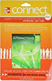Interactions Level 2 Listening/Speaking Student Registration Code for Connect ESL (Stand Alone)