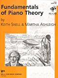 img - for GP666 - Fundamentals of Piano Theory - Level 6 book / textbook / text book