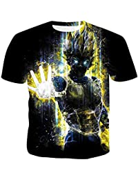 Unisex Casual Cool 3D T-Shirts Summer Fashion Shirts