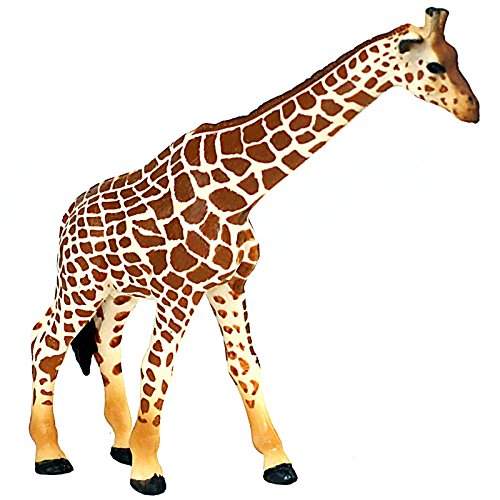 Funshowcase African Jungle Animals Female Giraffe Cow Toy