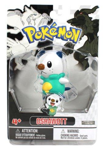 Jakks Pacific Pokemon Black and White Figure Single Pack Volume 1 - Oshawott