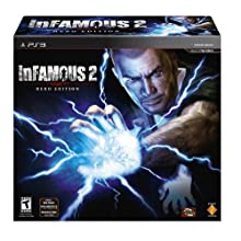 inFAMOUS 2 Hero Edition - Playstation 3