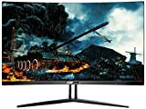 Sceptre 27 Inch Curved Gaming LED Monitor AMD FreeSync 144Hz, 1800R Curvature, DisplayPort HDMI DVI C275B-144MN (Model2017)