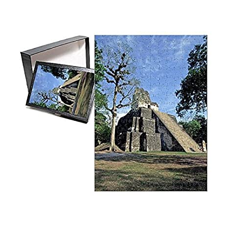 Central America Puzzle on
