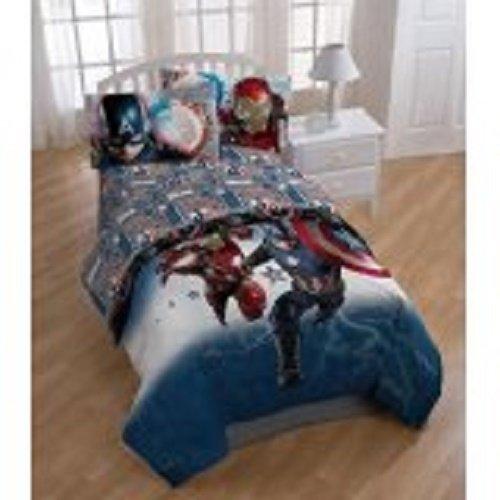 with Iron Man Bedding design